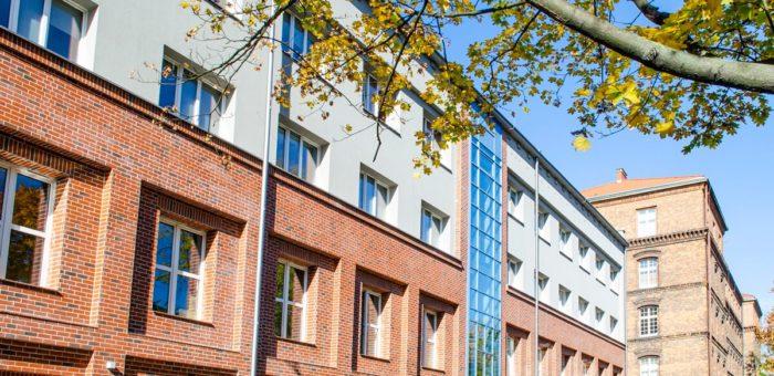 Docieplenie i przebudowa budynku W-9 (10-24) przy ul. Warszawskiej 24 wraz z przebudową i rozbudową instalacji wewnętrznych – CUP